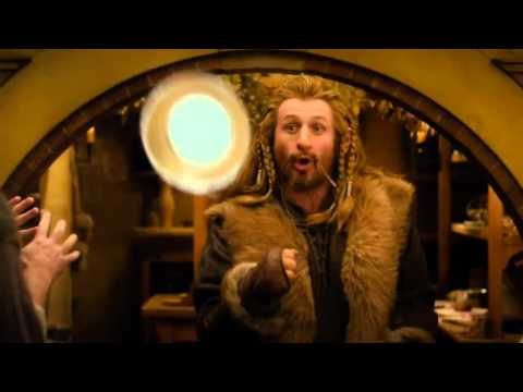 The hobbit - Blunt the knives scene in FULL HD