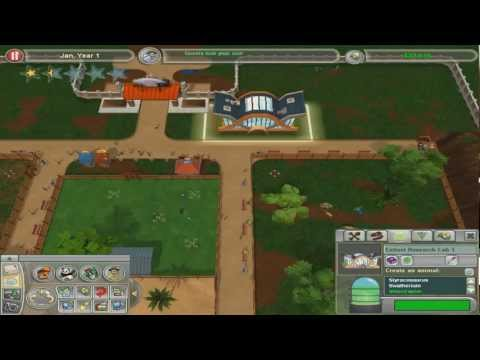 Zoo Tycoon 2: Lets Play Ep 1