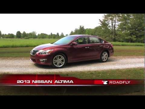 Nissan Altima 2013 First Test Drive with Emme Hall by RoadflyTV
