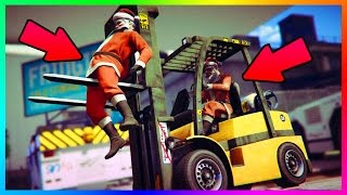 GTA ONLINE DLC NEW GLITCHES, SECRET DETAILS, HIDDEN GTA 5 FEATURES/THINGS YOU ABSOLUTELY MUST KNOW!