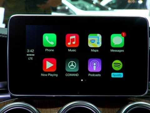 CNET On Cars - Car Tech 101: Apple CarPlay and the competitors coming after it