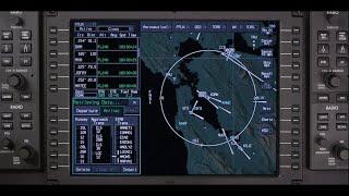 AeroVue™ Integrated Flight Deck - Approach and Landing