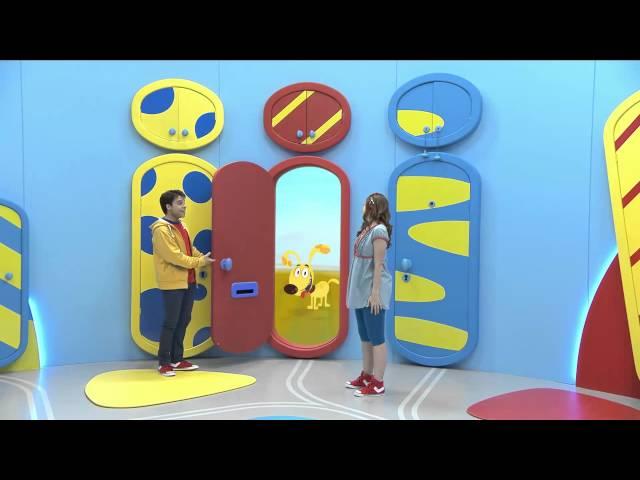 Playground con Juanchi y Juli: Acertijos y escondrijos