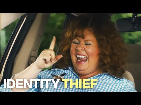 Identity Thief - Singing to the Radio - Own it June 4th on Blu-ray& DVD