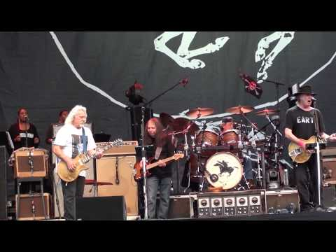 Neil Young & Crazy Horse - Living With War (Mönchengladbach 2014)