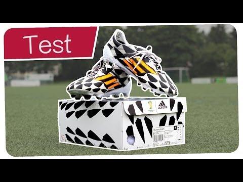 Adidas F50 Adizero Test & Review - Battle Pack World Cup 2014 - Germankickerz