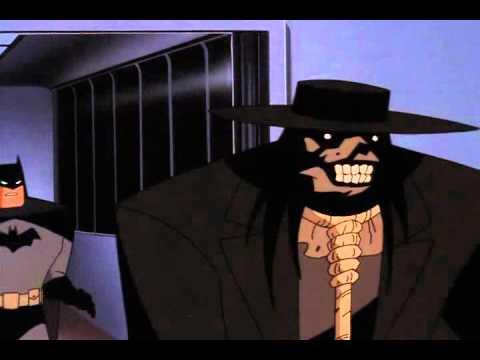 Batman vs. Scarecrow