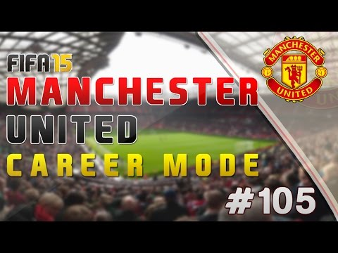 FIFA 15: Career Mode - Manchester United (Episode 105: A Penalty Conspiracy)