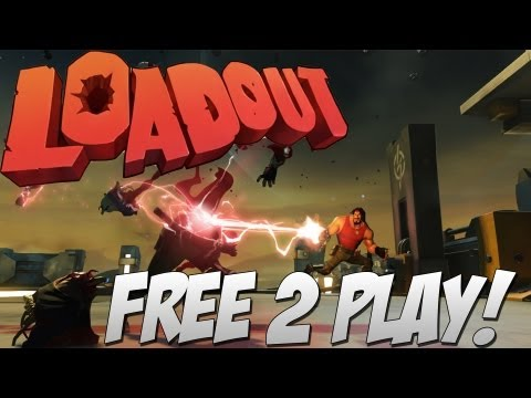 LOADOUT - Best Free to Play? Sniper Gameplay & Review