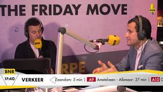 Wilfred Genee en Farid Azarkan (DENK) fel in discussie over Voetbal Inside