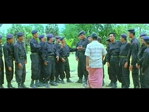 Gamani Movie ritigala Sumedhas' Fighting Training. video