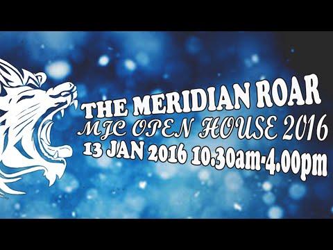 Meridian JC Open House Flash Mob 2016