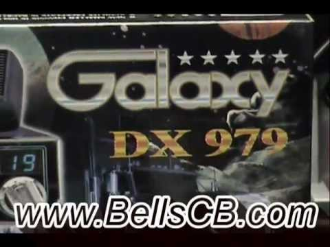 Galaxy DX-979 Tune-up Report