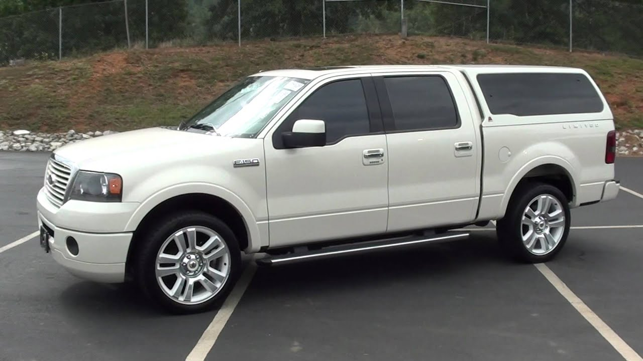 FOR SALE 2008 FORD F-150 LIMITED!! # 731 OF 5000!!! STK ...