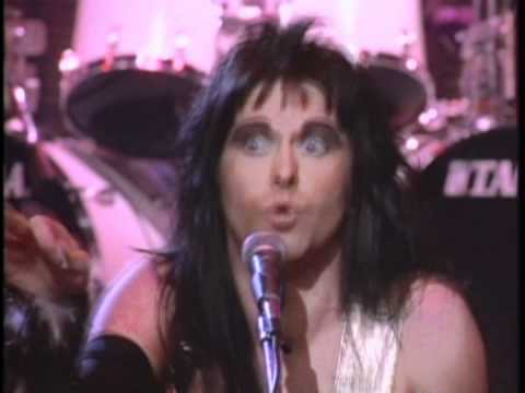 W.A.S.P. I Dont Need Doctor retronew