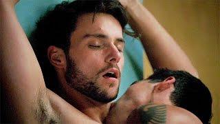 Connor and Pax (Jack Falahee & Niko Pepaj) Sex Scene - S01E04 (HD)