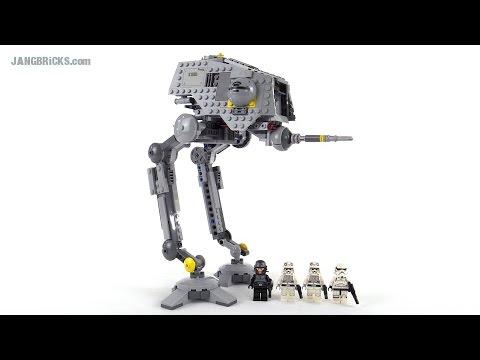 LEGO Star Wars AT-DP review! set 75083