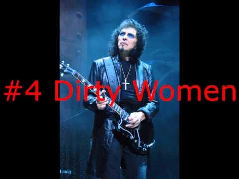 Tony Iommi 10 Greatest Guitar Solos