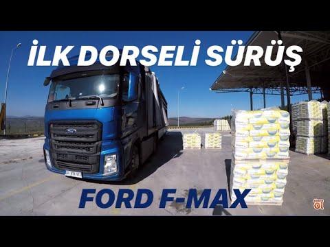 İlk Dorseli Sürüş / Max Cruise - EcoRoll - Konfor - Hissiyatlarım / Test Günlüğü 2 / Part 1