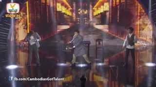 CGT - Live Show 4 - Week 9 - Krom Sim & Tep Nimith - 23 Jan 2015