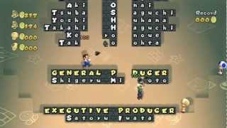 New Super Mario Bros Wii - 100% Walkthrough Co-op ITA - Parte 16 di 19