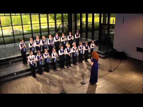 Fiddel de dee  Kurt Bikkembergs Children Choir Cantabile   N