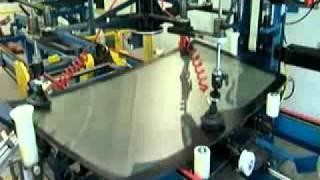 Como se fabrican los parabrisas Laminados