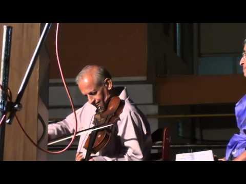 Vivaha Bhojanambu  Mayabazaar  on Violin by Shri N.C. Ramanujam...