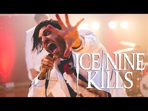 Ice Nine Kills Hell In The Hallways music videos 2016 metal