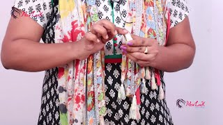 News Paper Hanging Bells Part -1 | New look | Latest 2017