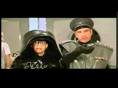 Spaceballs Luggage Password