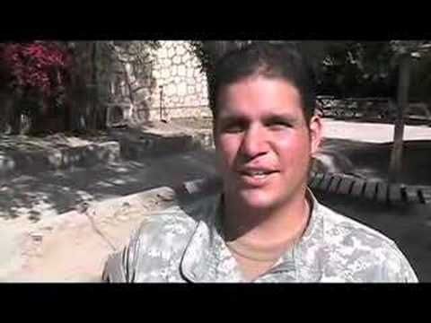 US Army in Afghanistan - Winning Hearts (1) The Mission