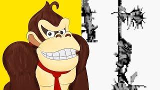 Donkey Kong Land 2 (GB) Bramble Scramble