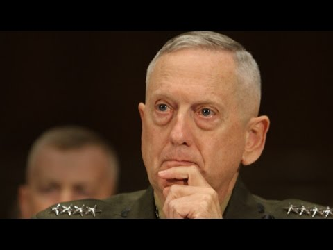 Source: Trump picks Mattis for Defense Dept.