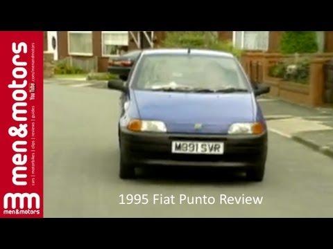 1995 Fiat Punto Review