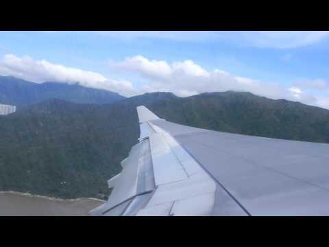 Cathay Pacific CX Airbus A330-300 takeoff @ Hong Kong Chek Lap Kok airport