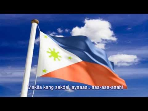 Filipino Song - bayan Ko By Freddie Aguilar (with Lyrics) [hd] video