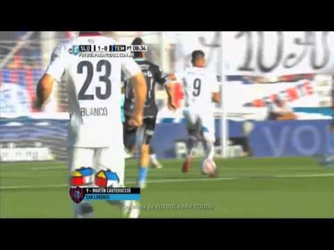 San Lorenzo sueña con la clasificación directa a la Libertadores