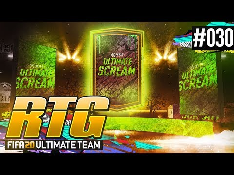 INSANE SCREAM PROMO! - #FIFA20 Road to Glory! #30 Ultimate Team