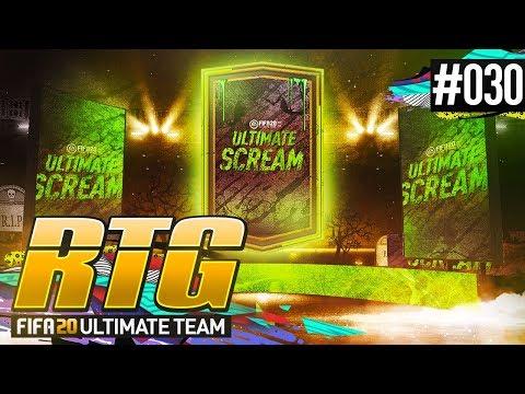 INSANE SCREAM PROMO! - #FIFA20 Road to Glory! #30 Ultimate Team