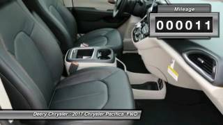 2017 Chrysler Pacifica Iowa City IA C958