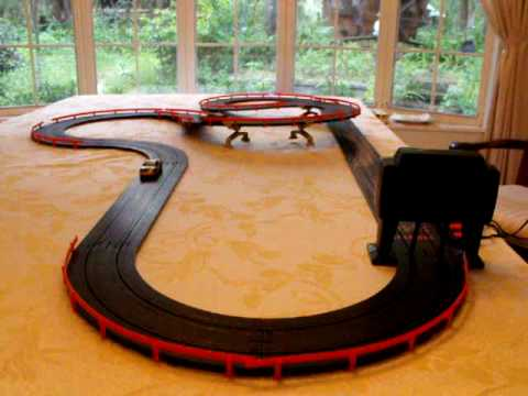 I am using TOMY/AFX track.