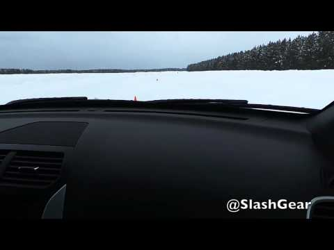 Ford Winter Test Drive Part 1
