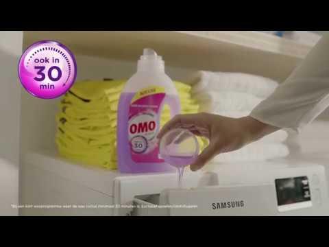 OMO - Bodem van de wasmand