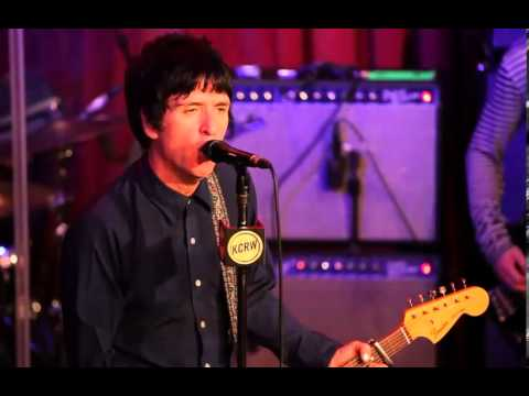 Johnny Marr - Please Please Please Let Me Get What I Want - Live