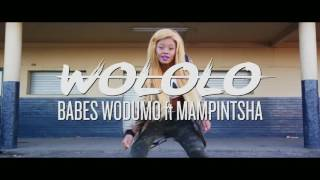 Babes Wodumo Ft Mampintsha Wololo Gwara Gwara Dance