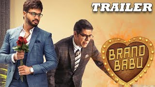 Brand Babu (2019) Official Hindi Trailer | Sumanth Shailendra, Murali Sharma, Eesha Rebba