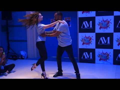 PBZC2017 workshop demo1 with Mathilde and Alex ~ video by Zouk Soul