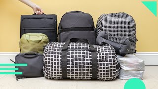 Budget Travel Bags & Accessories From IKEA | What To Get & What To Skip