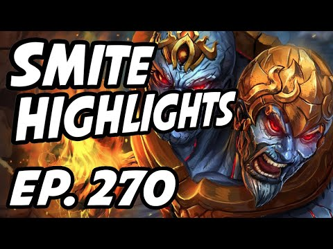 Smite Daily Highlights | Ep. 270 | Wolfy2032, Aztracity, emilitoo, SamDaDude, CallMeMast